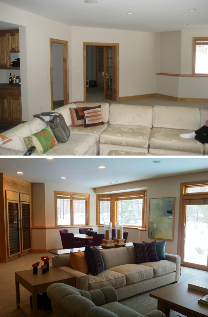Before And After Interior Design Photos Gunkelmans Interior Design  Before And After