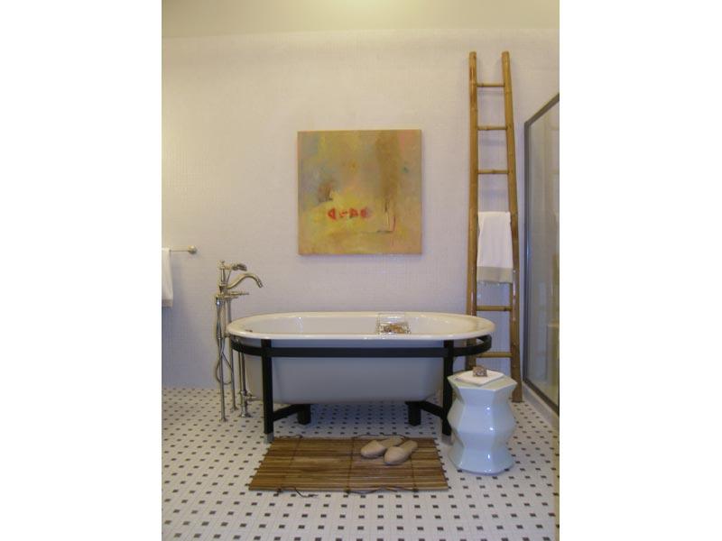 Decorating Magazine Showcase Loft Bath