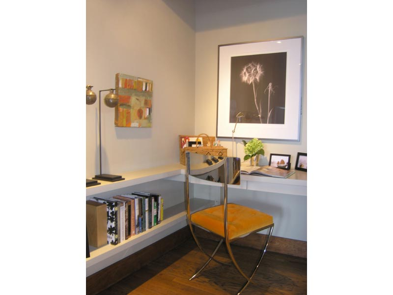 Decorating Magazine Showcase Loft Office