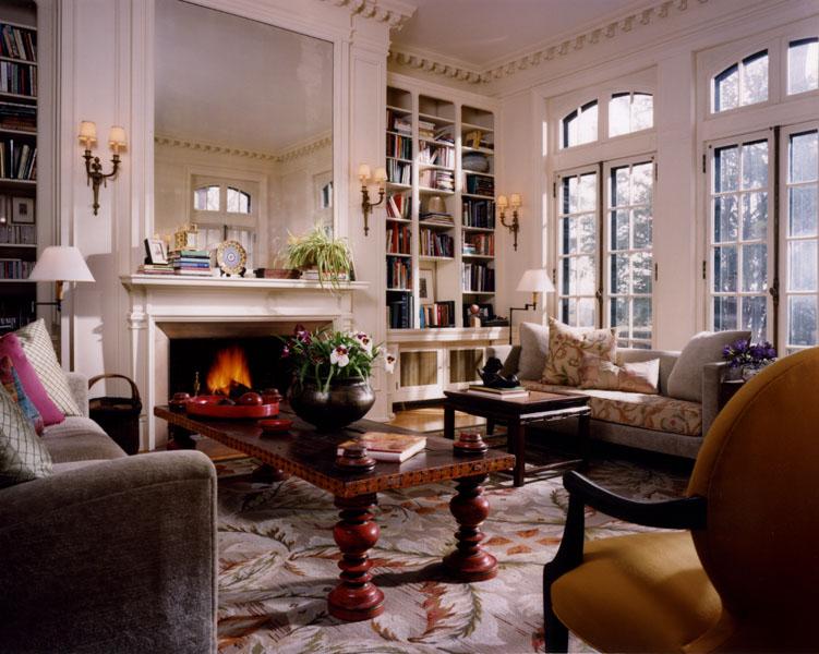 St. Paul Residence Living Room