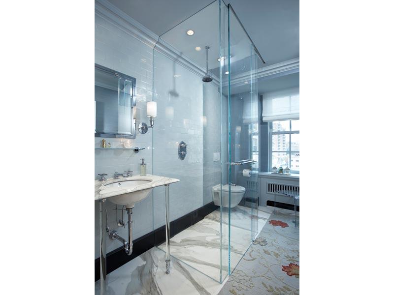 Minneapolis Condo Guest Bath