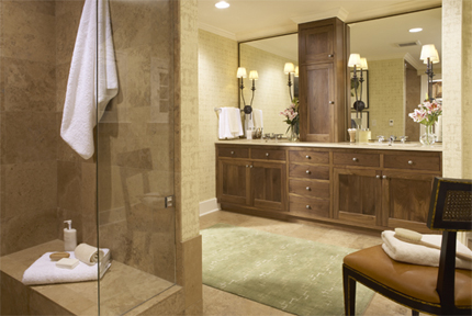 Minnetonka ASID Showcase House Master Bath