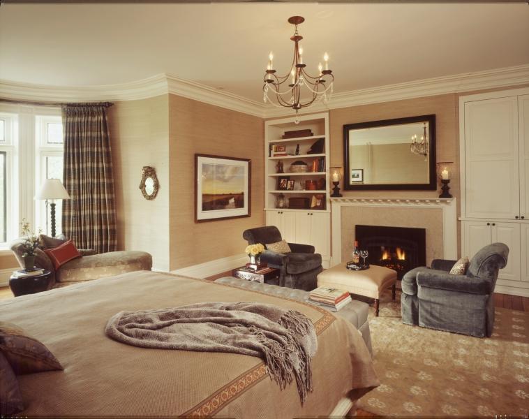 St. Paul ASID Showcase House Master Bedroom