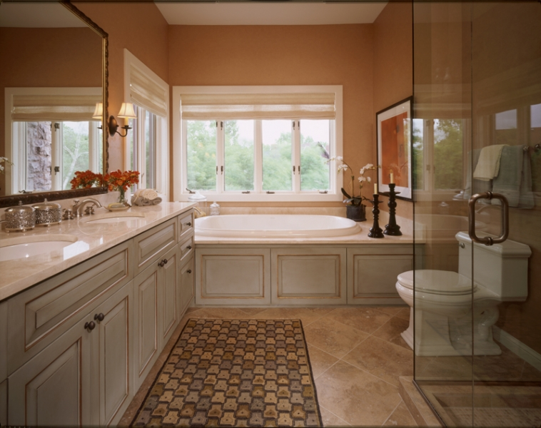 St. Paul ASID Showcase House Master Bath