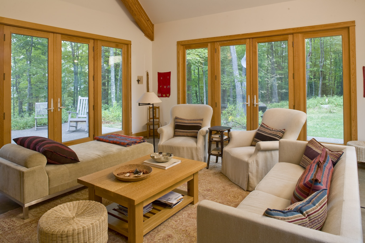 Lake Residence Living Room